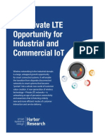 Harbor Research Private LTE Network Paper July 2017