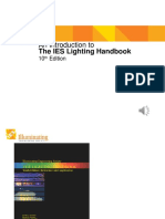 An Introduction to the IES Lighting Handbook
