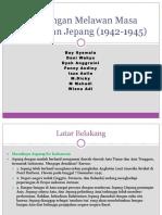 Perjuangan Melawan Masa Penjajahan Jepang (1942-1945)Fix