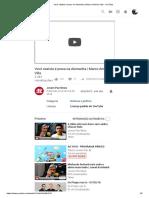 Vovó Nazista é Presa Na Alemanha _ Marco Antonio Villa - YouTube