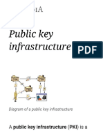 Public Key Infrastructure - Wikipedia