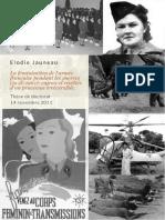 La féminisation de l'armée française pendant les guerres (1938-1962)