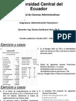 Ejercicios Prácticos_Análisis Financiero