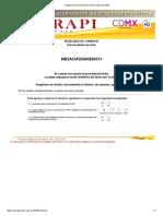 Registro de Automotores de Procedencia Ilicita SR