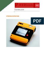 LIFEPAK 1000 Users Manual 2014