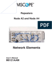 Commscope - M0121AAM_Node_A_HW - User Manual