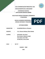 Año de La Diversificacion Productiva y Del Fortalecimiento de La Educación