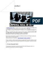 La Defensa India de Rey I.docx
