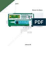 Manual Utilizare Injectomat Braun