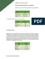 PARAMETROS PARA PERFORACION Y VOLADURA.docx