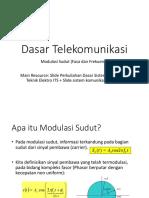 Dastel - Teori FM PM