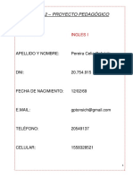 Proyecto Pedagogico Fines 2 _ingles 1