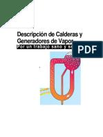 Descripción de Calderas y Generadores de Vapor.docx