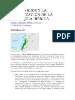 Los Fenicios y La Colonización de La Península Ibérica