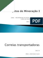 11 - Transportadores de Correia