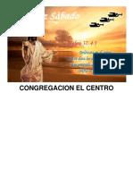 Congregacion El Centro