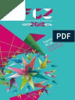 Programa FCZ 2018 Redes