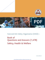 Book of Questions and Answers Safety, Health & Welfare (NISO)