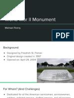 washington dc world war ii monument