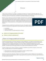 Causas, Síntomas y Tratamientos de Proteína en La Orina (Proteinuria) - American Kidney Fund (AKF)