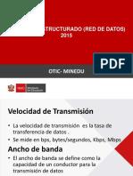 Ppt Cableado Estructurado (Red Datos) 2015
