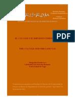 El Colonus y El Impuesto Territorial en Roma