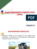 Cap.6,Mantenimiento Predictivo