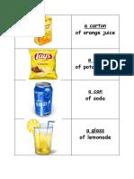 FOOD QUANTITIES.docx