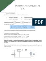 BE_Lab4 Parametrii de c.a..doc