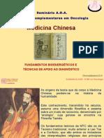 Medicina Chinesa - Fundamentos