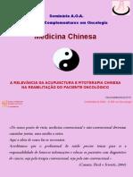 Medicina Chinesa Em Oncologia