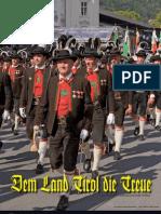 2011 Tiroler Schützenkalender - Bilder