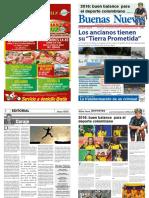 Periodico Buenas Nuevas Edicion 63