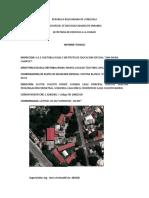 Informe Tecnico Escuela Cristobal Rojas