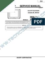 15597 Chassis SN91A Manual de Servicio