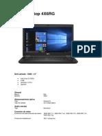 Dell Latitude 5480 i5/8GB/256GB/W10P/
