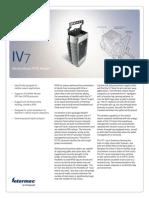 Iv7 Rfid Vehicle Reader Data Sheet En