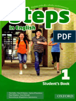 Steps in English 1 Student's Book