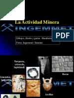 Activ i Dad Miner a Peru