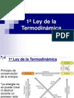 1a Ley Termodinamica