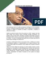 Biografía de José Saramago