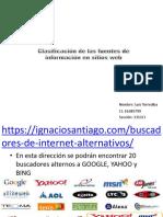Clasificacion de La Informacion en Sitios Web Actualizado