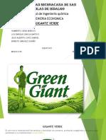Gigante Verde Presentacion