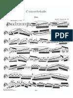 Tillmetz Concert-Etude Op.27_Flute