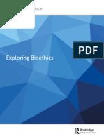 Bioethics FreeBook