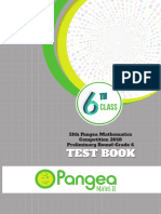 test booklet 6th class