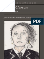 Anne Carson_ Ecstatic Lyre - Joshua Marie Wilkinson