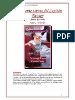 Annie Burrows - La Inocente Esposa Del Capitán Fawley