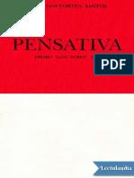 Pensativa - Jesus Goytortua Santos