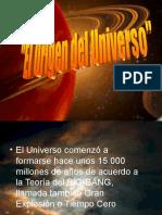 .El Origen del Universo 2-1.ppt